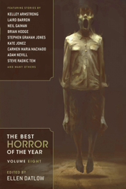 Best Horror of the Year book