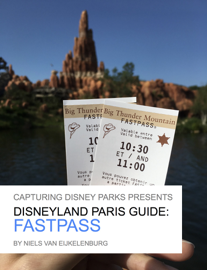 Disneyland Paris Guide: FastPass