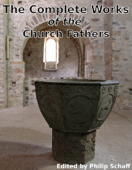 The Complete Works of the Church Fathers Book Cover