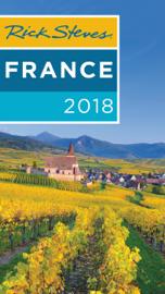 Rick Steves France 2018 book