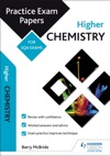 Higher Chemistry Practice Papers For SQA Exams