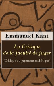 La Critique de la faculté de juger (Critique du jugement esthétique) La couverture du livre martien