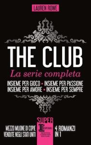 The Club. La serie completa Book Cover