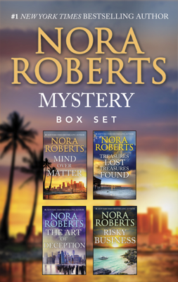 Nora Roberts Mystery Box Set - Nora Roberts book