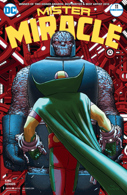 Mister Miracle (2017-) #11 - Tom King & Mitch Gerads book