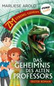 ZM - streng geheim: Erster Roman: Das Geheimnis des alten Professors