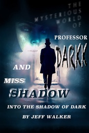 INTO THE SHADOW OF DARK: THE MYSTERIOUS WORLD OF PROFESSOR DARKK AND MISS SHADOW