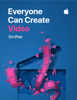 Apple Education - Everyone Can Create: Video artwork