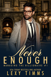 Never Enough - Lexy Timms book summary