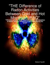 The Difference Of Radon Activities Between Cold And Hot Months In Iraq