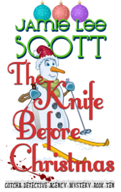 The Knife Before Christmas book