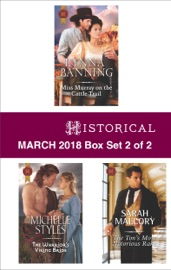 Harlequin Historical March 2018 Box Set 2 Of 2