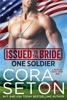 Issued to the Bride One Soldier