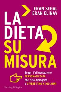 La dieta su misura Libro Cover