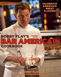 Bobby Flay's Bar Americain Cookbook book