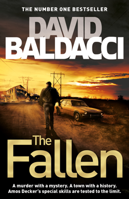 David Baldacci - The Fallen book