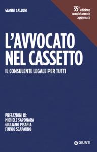 L'avvocato nel cassetto Libro Cover