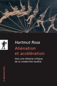 Aliénation et accélération La couverture du livre martien