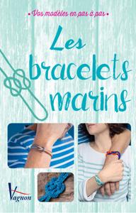 Les bracelets marins Couverture de livre