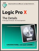 Logic Pro X - The Details