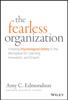 Amy C. Edmondson - The Fearless Organization artwork