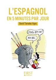 L'espagnol en 5 minutes par jour - David Tarradas Agea