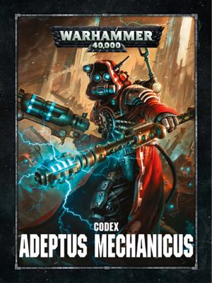 Codex: Adeptus Mechanicus - Games Workshop book