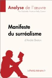 Manifeste du surréalisme d'André Breton (Analyse de l'oeuvre)