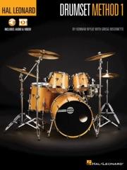 Hal Leonard Drumset Method - Book 1