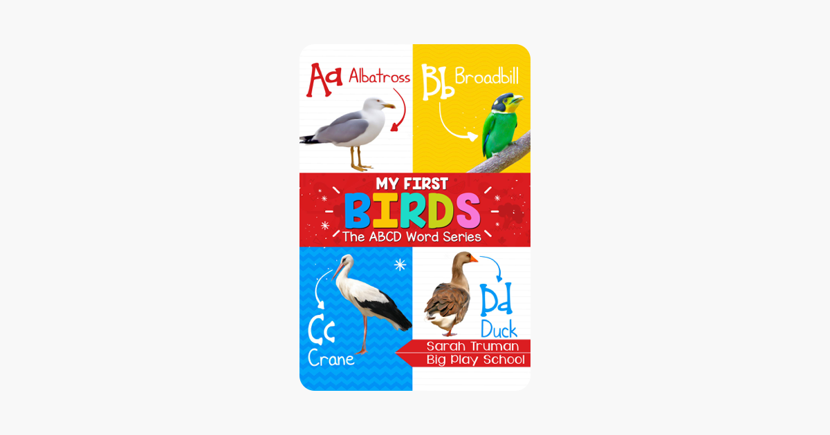 My First Animals: The ABCD Word Series