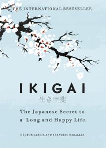 Ikigai Couverture de livre