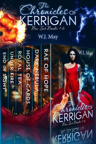 The Chronicles of Kerrigan Box Set Books # 1 - 6 E-Book Download