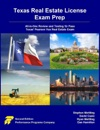 Texas Real Estate License Exam Prep All-in-One Review And Testing To Pass Texas Pearson Vue Real Estate Exam