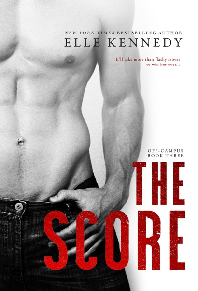 The Score - Elle Kennedy book cover