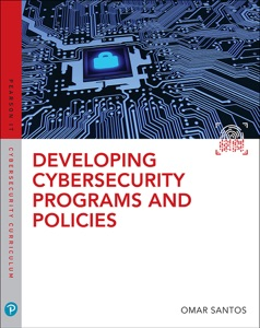 Developing Cybersecurity Programs and Policies, 3/e Book Cover