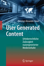 Download and Read Online User Generated Content