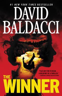 David Baldacci - The Winner book