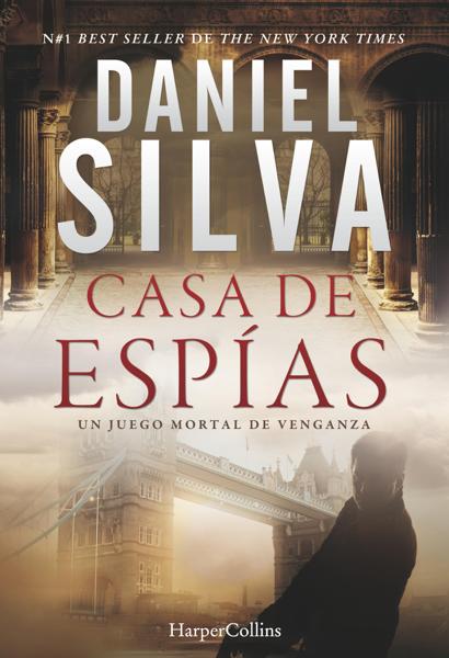 Casa de espías by Daniel Silva