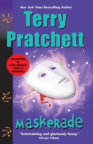 Terry Pratchett - Maskerade