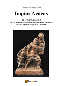 Impius Aeneas Copertina del libro