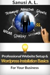 Professional Website Setup  Wordpress Installation Basics For Your Business