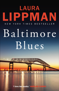 Baltimore Blues Boekomslag
