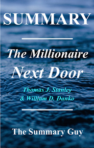 The Millionaire Next Door Copertina del libro