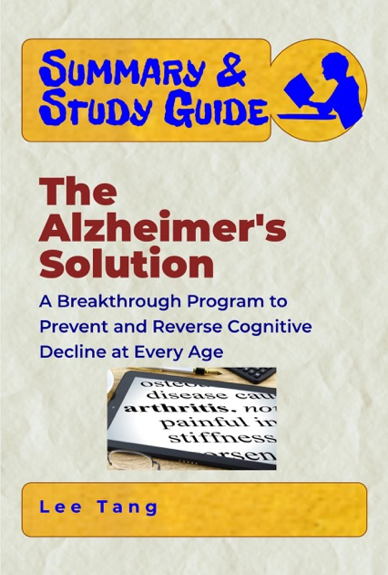 Summary & Study Guide - The Alzheimer's Solution by Lee Tang on Apple Books
