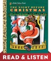 The Night Before Christmas Read  Listen Edition