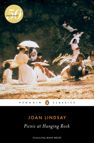 Picnic at Hanging Rock - Joan Lindsay book cover