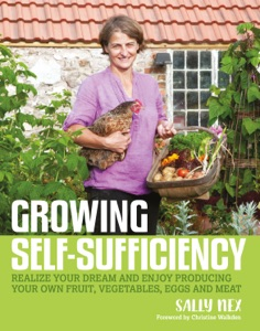 Growing Self-Sufficiency Book Cover