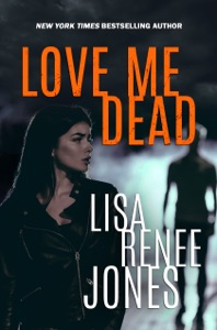 Love Me Dead Book Cover