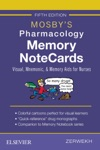 Mosbys Pharmacology Memory NoteCards - E-Book
