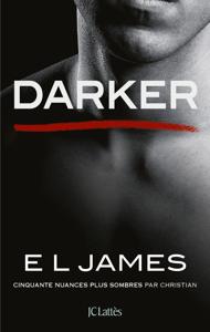 Darker - Cinquante nuances plus sombres par Christian Couverture de livre